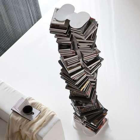 Genetics-Revealing Bookcases