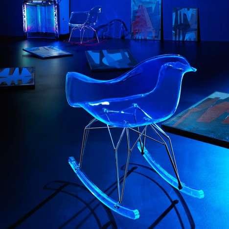 Ultramodern Rocking Chairs