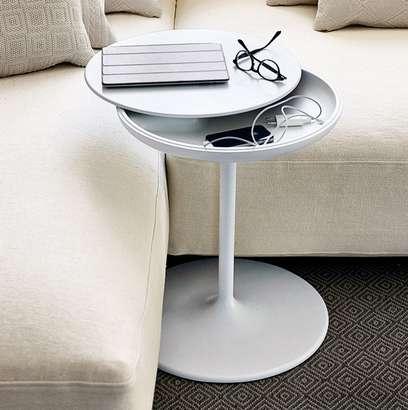 Sculptural Storage Tables