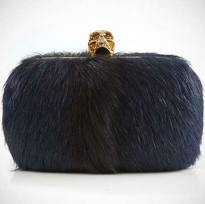 Freaky Couture Fur Purses