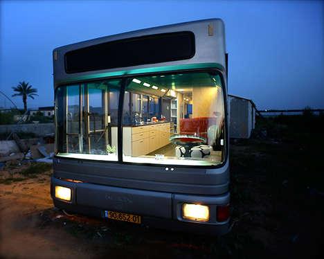 Luxury Public Transit Homes