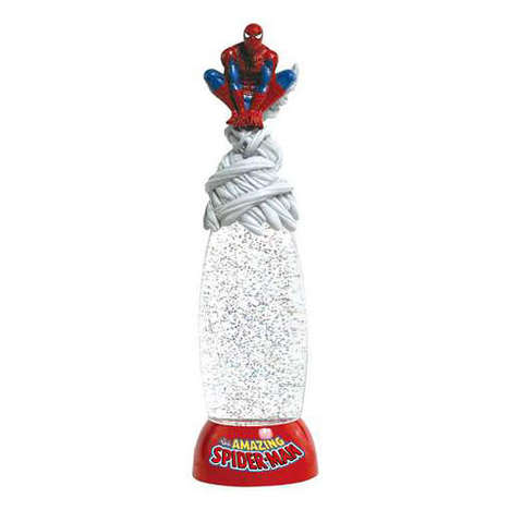 Superhero-Themed Lamps