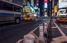 Frenzied City Timelapses - The 'District 7 Media' New York Timelapse Captures the Busy City Life