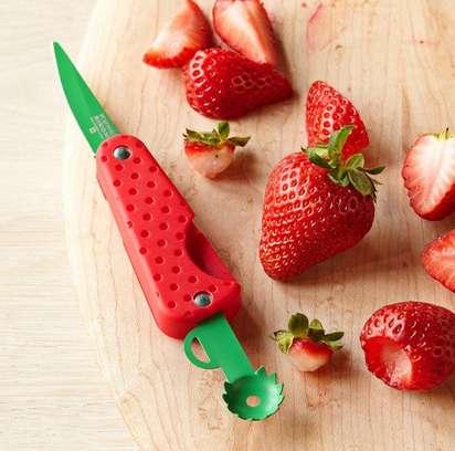 Fruity Strawberry Slicers