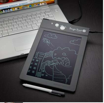 Paper-Inspired Writing Tablets