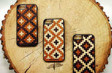 Geometrically Patterned iPhone Cases