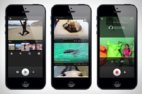 Interactive Social Video Apps