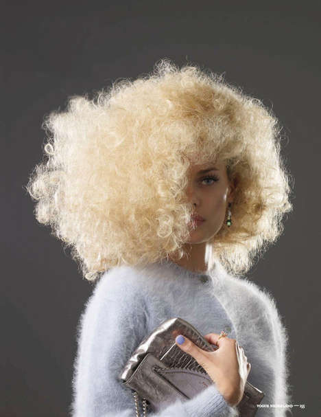 Afro Barbie Editorials