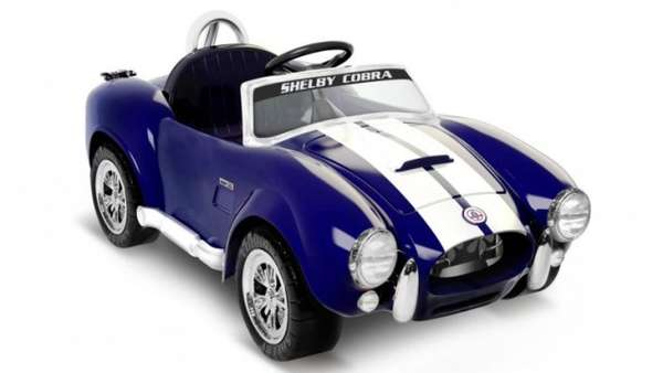 18 Functional Toy Cars