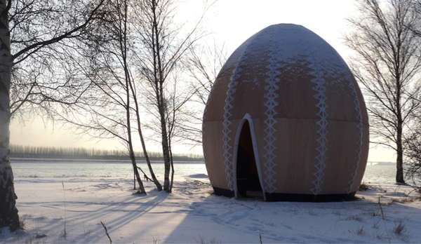 22 Examples of Oddly Oval Architecture