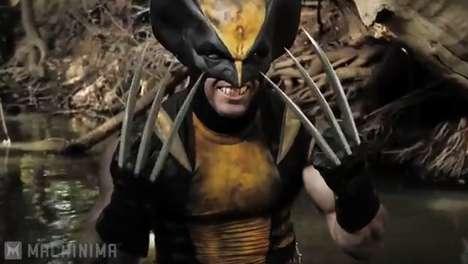 Epic Mutant Battle Videos