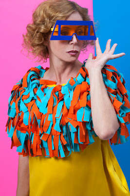 Pop-Art Eyewear Ads