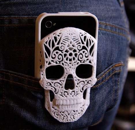 Skeletal Smartphone Covers
