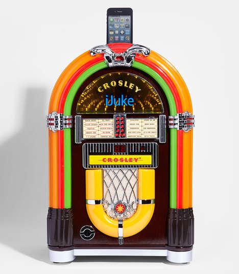 Nostalgic Sound System Tech
