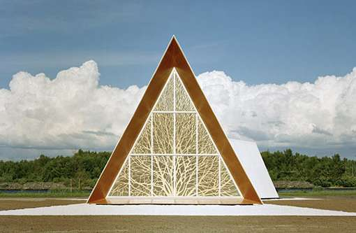 41 Examples of Triangular Architecture