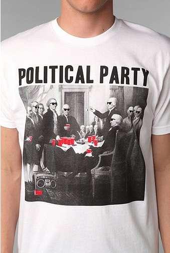 Punny Political T-Shirts
