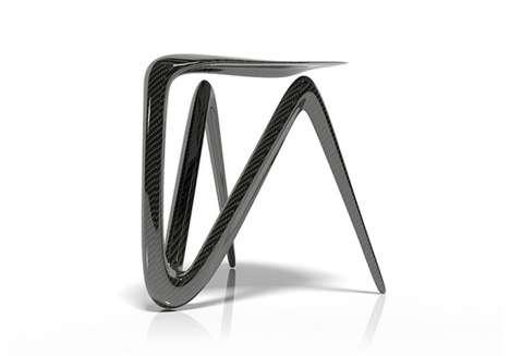 Modern Aerodynamic Seating