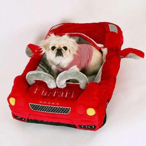 Luxe Speedy Pet Beds