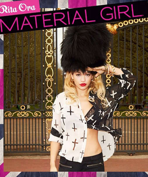 28 Material Girl Fashion Styles