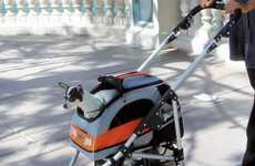 Sporty Pet Strollers - Petego's Pet Stroller is Made to Transport Small Fur Babies