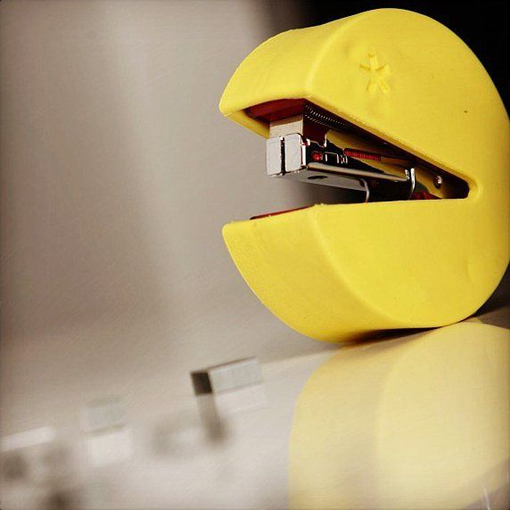 19 Desk-Worthy Staplers