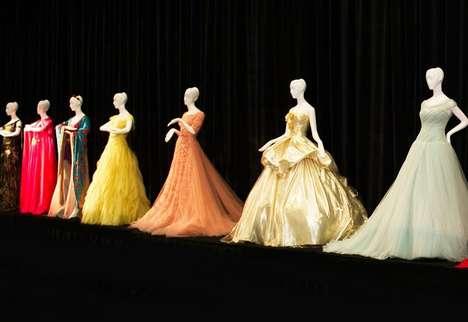 Couture Princess Dresses