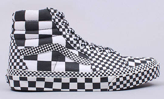 12 Checkered Shoe Designs