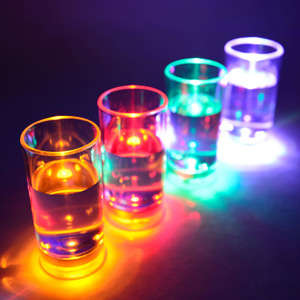 28 Party Shot Glasses