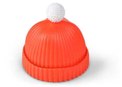 Tuque-Shaped Food Covers