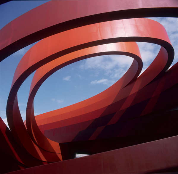 26 Ron Arad Architectural Designs