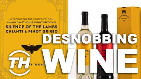 Desnobbing Wine - These Glorious Wine Products Encourage Excessive Vino Drinking