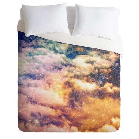 Art-Inspired Duvet Covers
