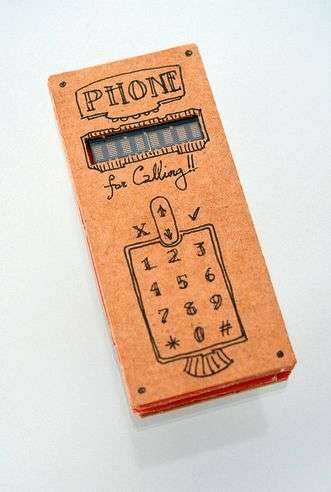 Do-It-Yourself Cellphones - David A. Mellis Releases Instructions on How to Make Your Own Cellphone