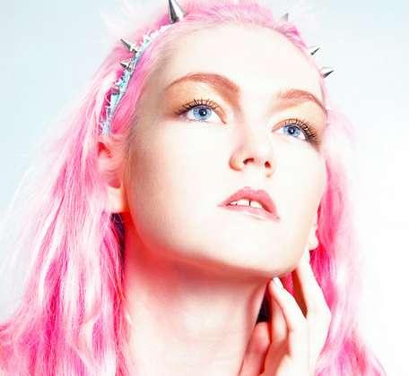 20 Eccentric Pink Hairstyles