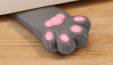 Cat Claw Door Wedges
