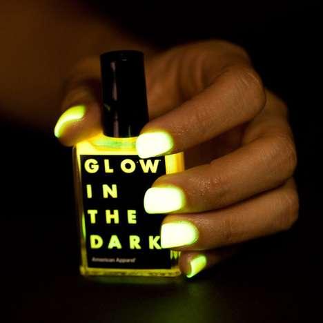 Luminescent Nail Varnishes