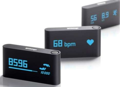 Wireless Activity Trackers