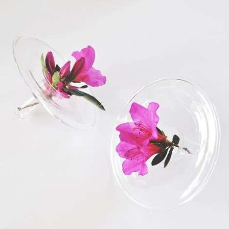Twirling Petit Plant Vases