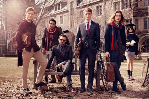 100 Chic Collegiate Looks for Freshman