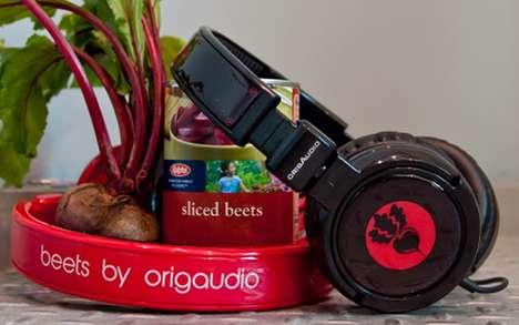Veggie-Styled Music Blasters