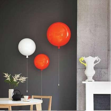 Nostalgic Balloon Lighting