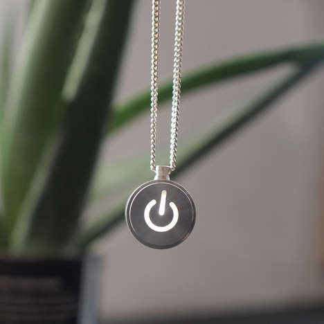 Techie Logo Necklaces