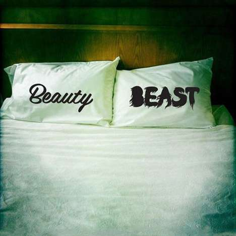 Cheeky Film-Inspired Pillowcases
