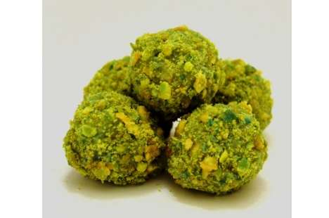 Boozy Wasabi Truffles - These Chocolate Truffles are Infused with a Vodka Made from Wasabi Peas