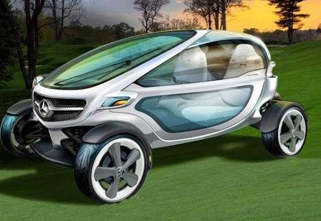Luxurious Golf Carts