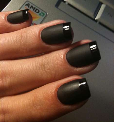 Mattened Makeover Nail Lacquers