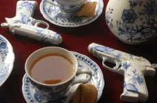 Porcelain Guns - More Pretty Guns For Your Tea Table