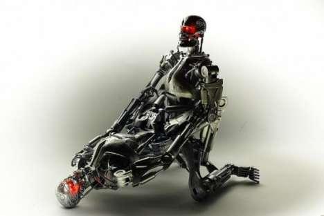 Terminator Robot Porn