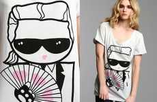 Cheap High Fashion - The 'Truly Madly Deeply Karl' Tee