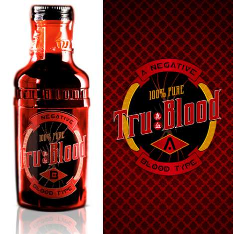 Synthetic Blood Nourishment Beverages